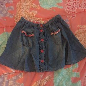Matilda Jane Natalie skirt
